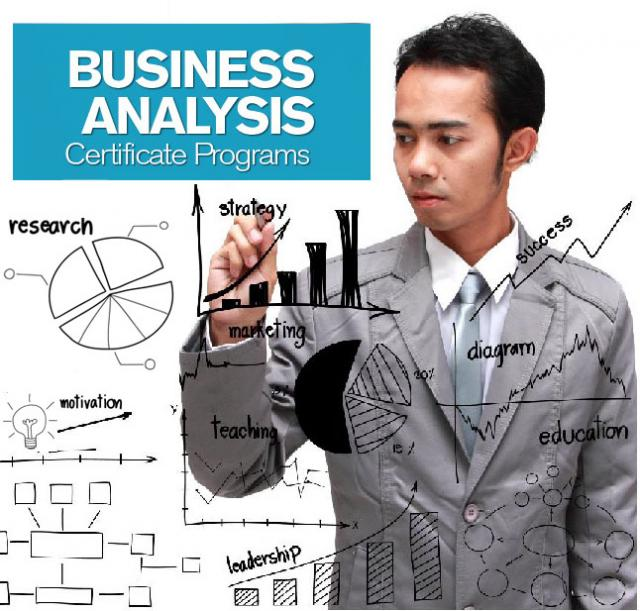 business analyst certification